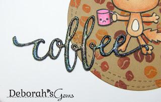 Coffee detail - photo by Deborah Frings - Deborah's Gems
