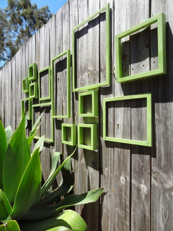 Tips To Decorate Fence For Your Outdoor Garden Feng Shui