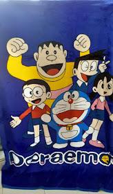 Selimut Karakter Doraemon