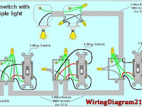 3 Way Light Switch Wiring Diagram Multiple Lights
