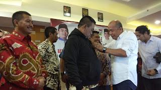 Nasrudin Azis Deklarasi Dukung Capres Jokowi - Ma'ruf Amin