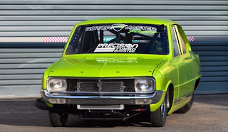Mazda R100 with 1000HP Power Modification Front