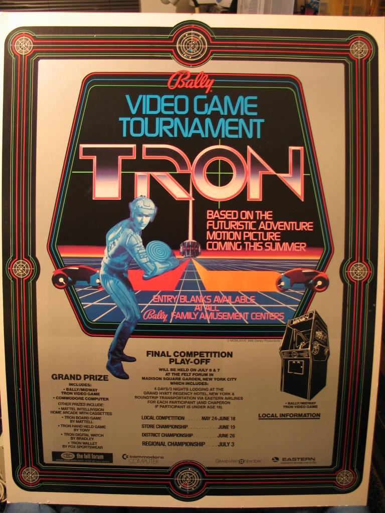 Nationwide Claims Number >> The Golden Age Arcade Historian: The 1982 Tron Tournament - eSports' First Super Tournament?