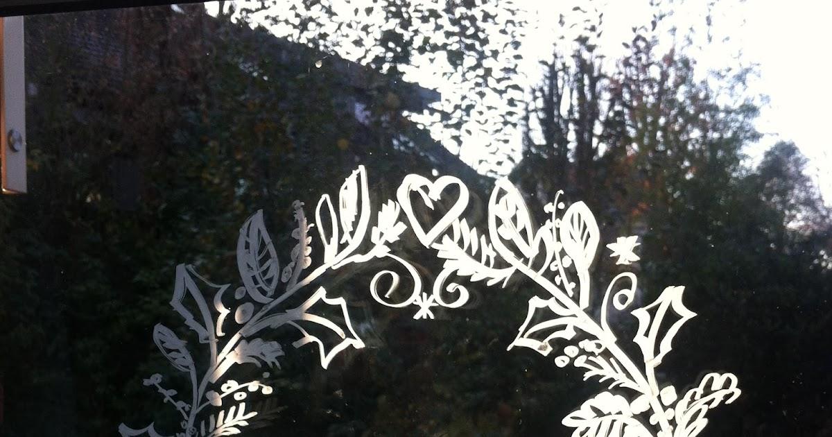 Be pretty by beate kreidemarker bilder for Kreidemarker vorlagen weihnachten