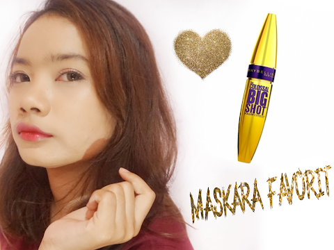 Review Maybelline Magnum Big Shot Mascara