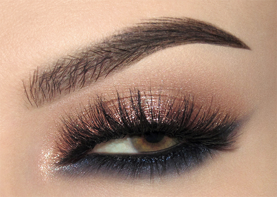 cat eye inversé