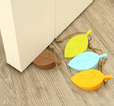 Leaf Doorstop Set