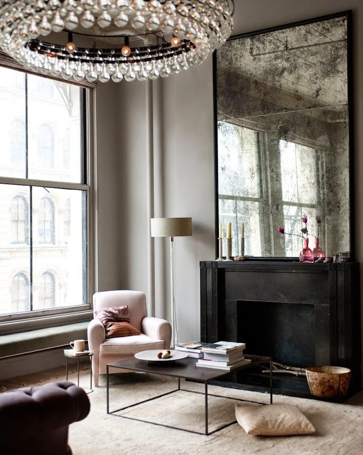 Un elegante loft de estilo ecléctico en Nueva York
