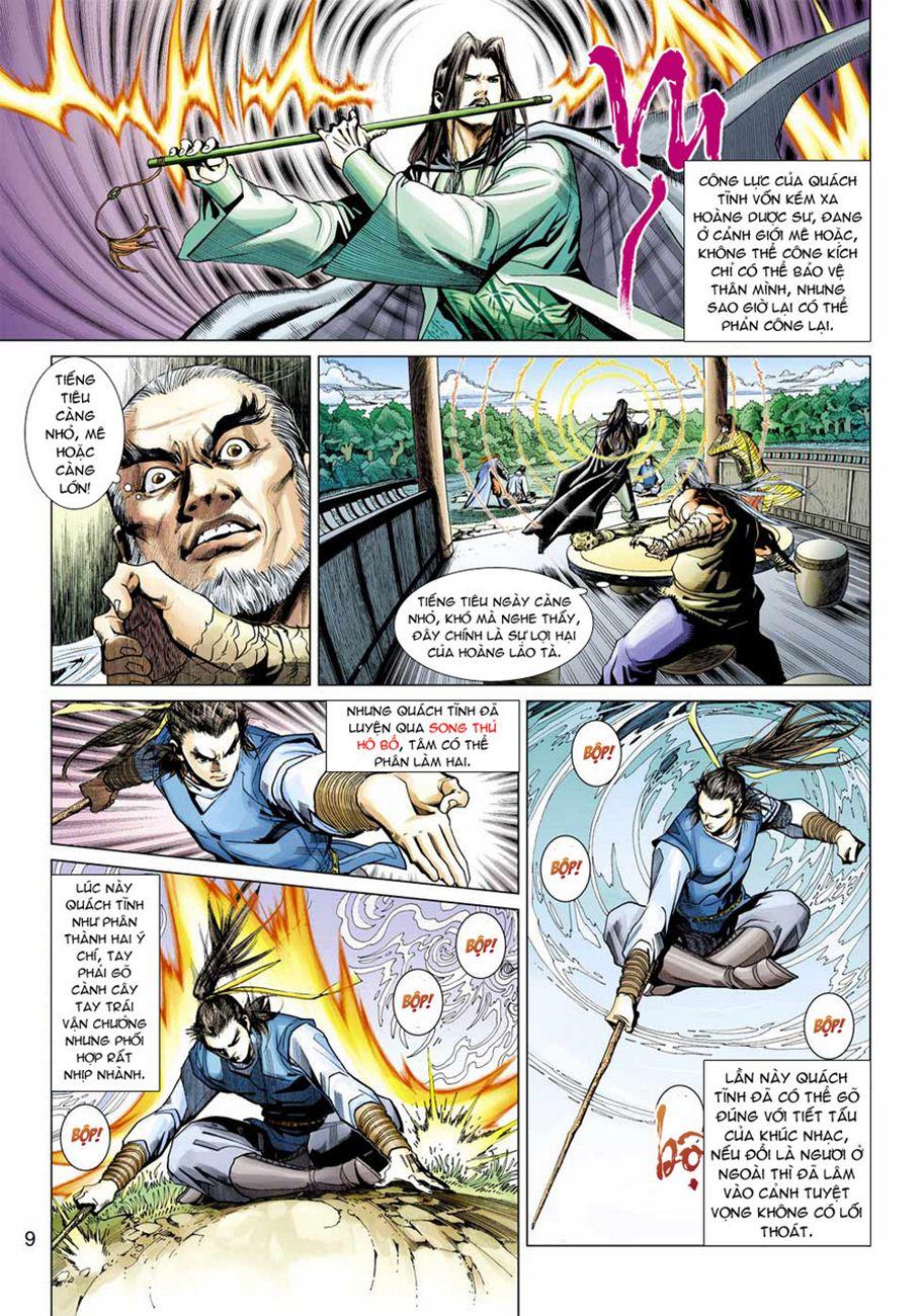 Anh Hùng Xạ Điêu anh hùng xạ đêu chap 47 trang 9