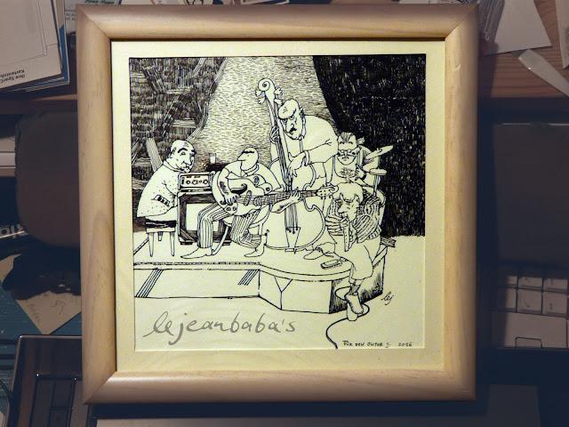 Jazzband für Jens heitmüller