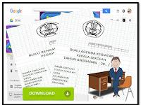 Download Contoh Format Buku Administarsi Umum Kepala Sekolah Super Lengkap 2018
