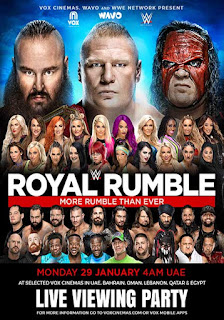 2018 Royal Rumble Review