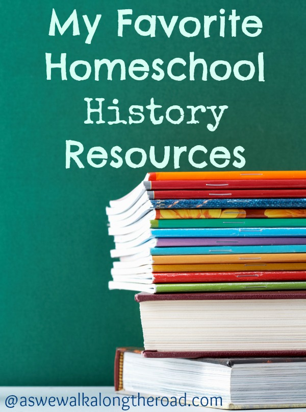 Homeschool history curriculum