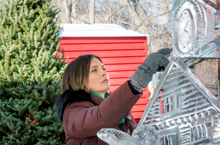 Christmas Festival Of Ice.Its A Wonderful Movie Your Guide To Family And Christmas