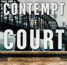 Pengertian Contempt of Court