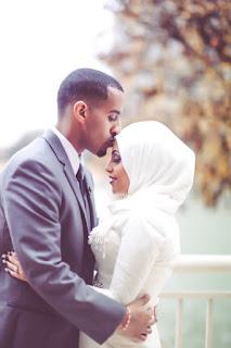 wallpaper couple muslimah