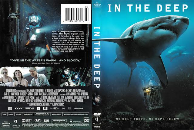 Capa DVD In The Deep (47 Meters Down)