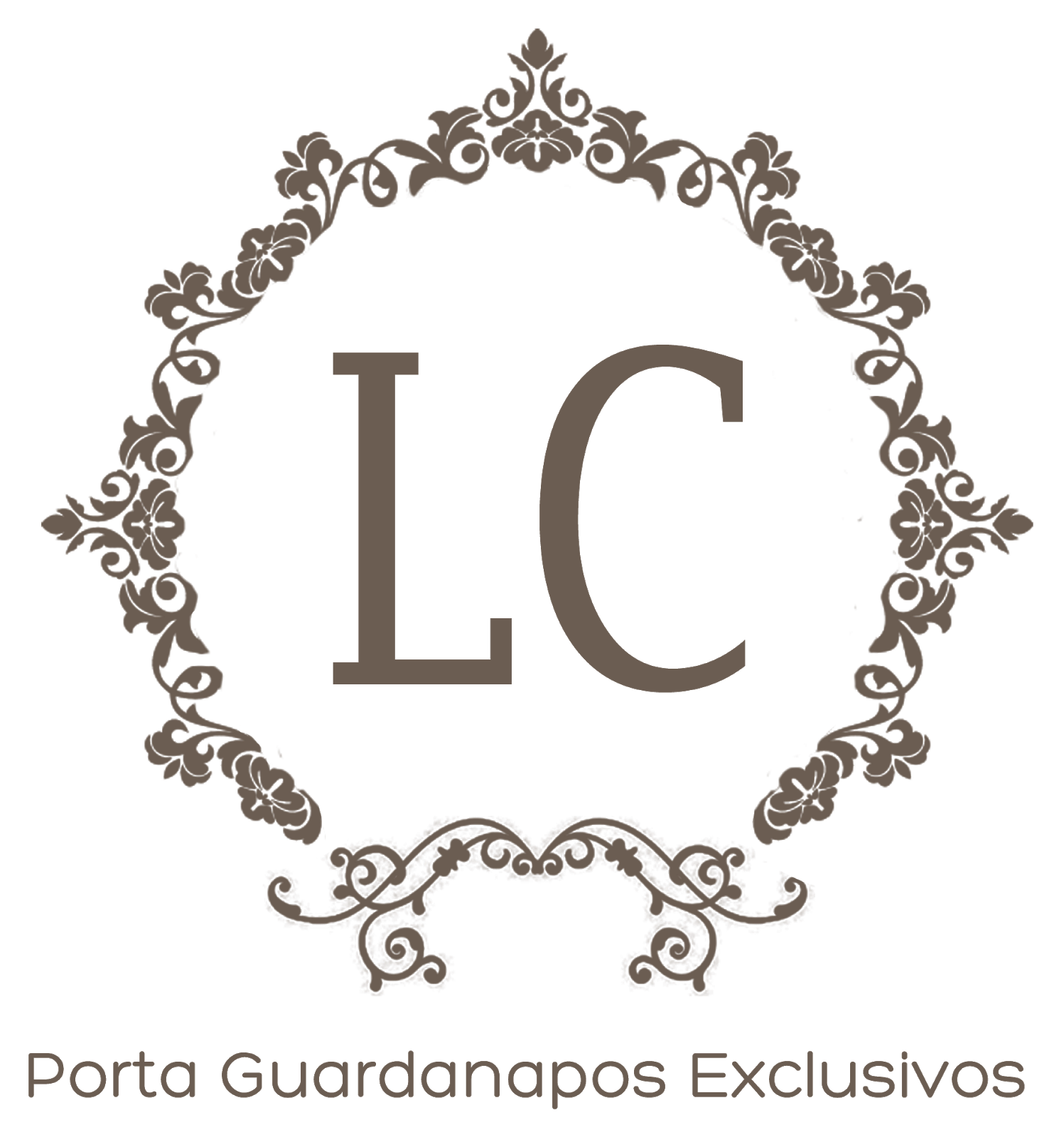 LC Porta Guardanapos Exclusivos