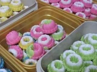 Resep Kue Putri Ayu Pelangi