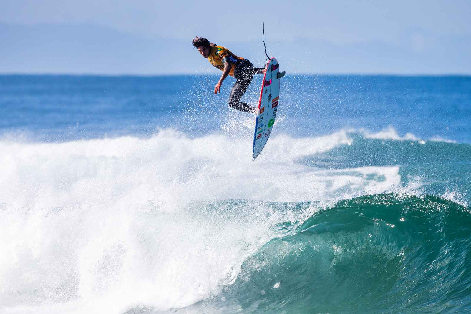 Highlights from the first day of the #QuikPro and #RoxyPro France