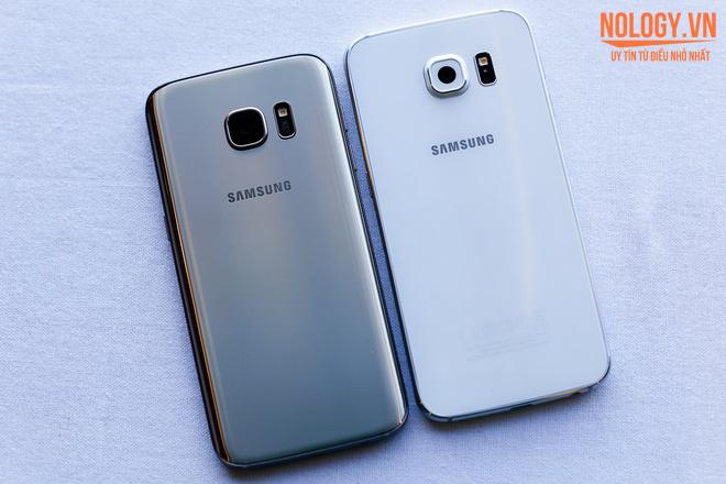 Mua Samsung Galaxy S7 ở đâu
