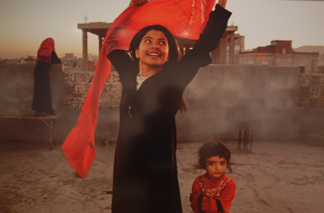"Orlando Museum of Art National Geography Women of Vision Stephanie Sinclair ""Too Young to Wed"" Haijah, Yemen"