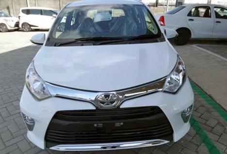 Spesifikasi dan Harga Toyota Calya Indonesia
