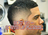South Of France Haircut