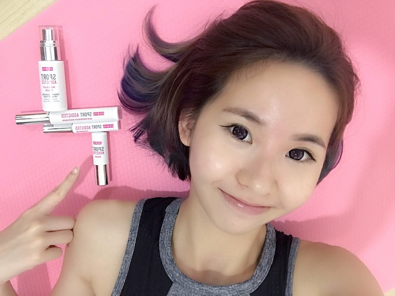 PUPA Sport Addicted   Sweat-proof Makeup