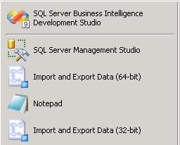 Importing PostgreSQL to Microsoft SQL | Engineering Intelligence
