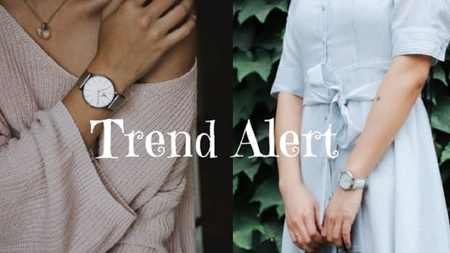 5 Trendy Luxury Watches For Fashionistas