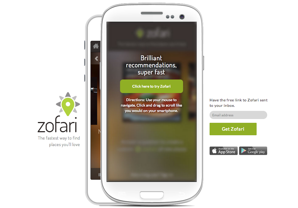 雅虎收購在地生活探索軟體公司Zofari,強化搜尋服務