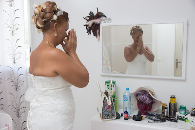 préparation de la mariée saint françois guadeloupe