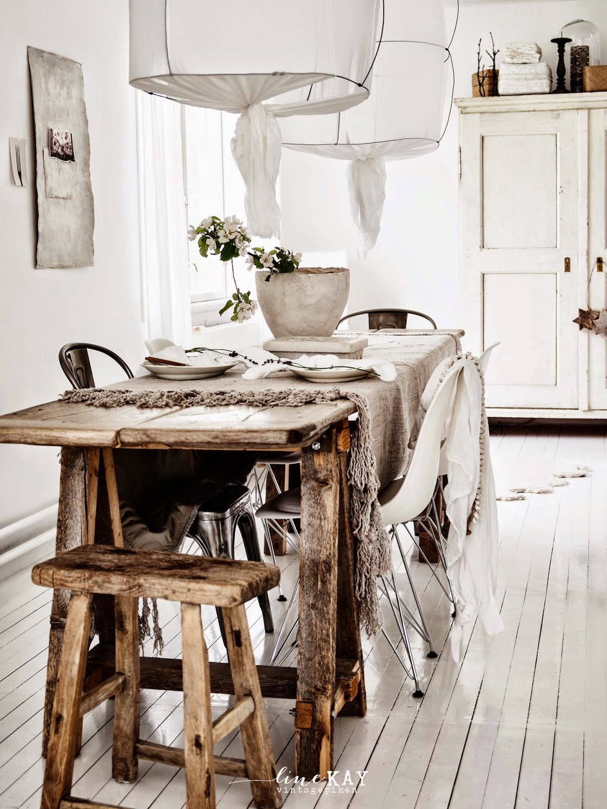 My Scandinavian Home: A Norwegian Space With A Boho