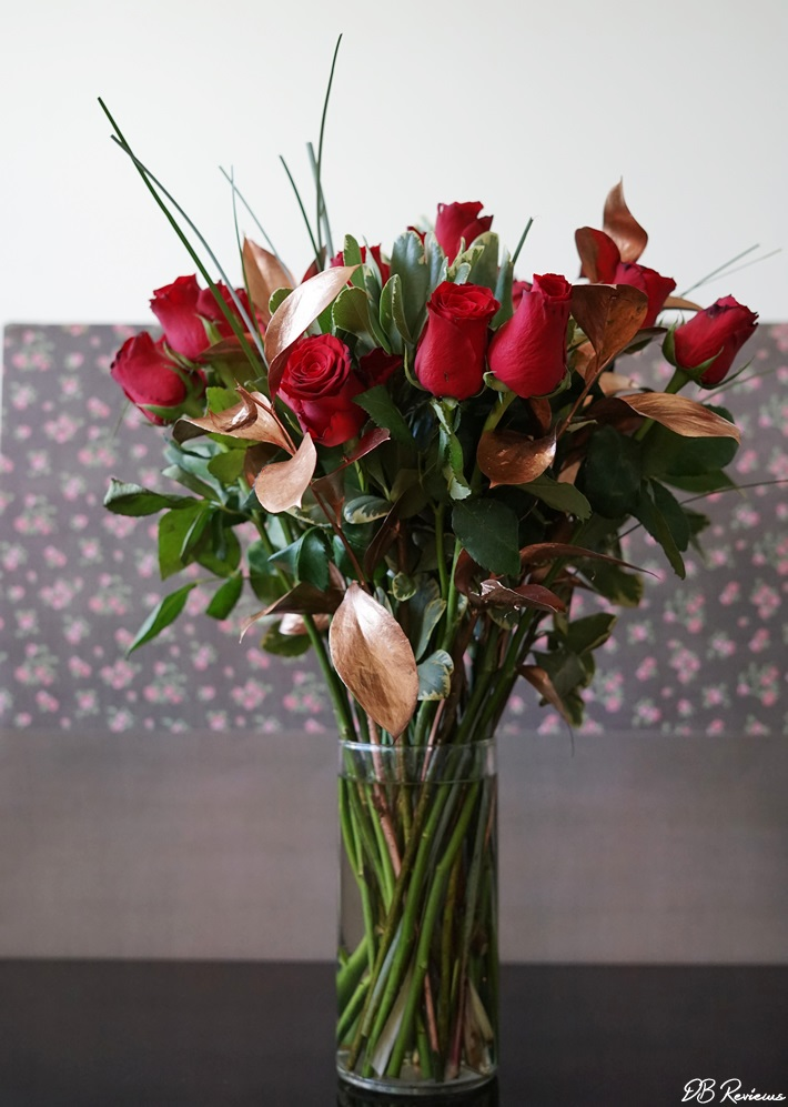 Red Rose Romantic Bouquet For Valentine S Day From Prestige