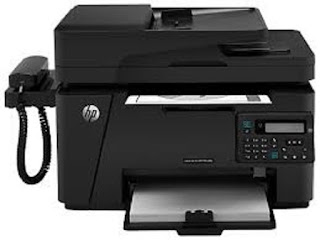 Picture HP LaserJet Pro MFP M128fp Printer