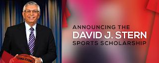 NBA David J. Stern Scholarship Program