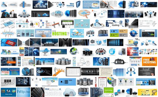 Hosting Definition (Web site hosting, Web hosting, and Webhosting)
