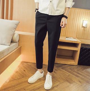 Celana Korea Pria Model Terkini Keren Juni 2016