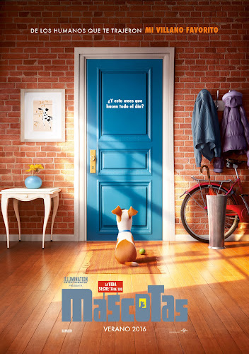 The Secret Life of Pets (BRRip 1080p Dual Latino / Ingles) (2016)