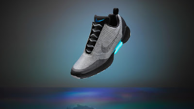Nike que se amarran solo