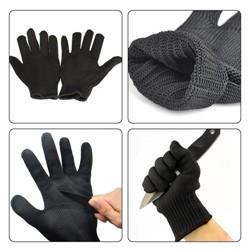 Купить перчатки из нержавеющей стали