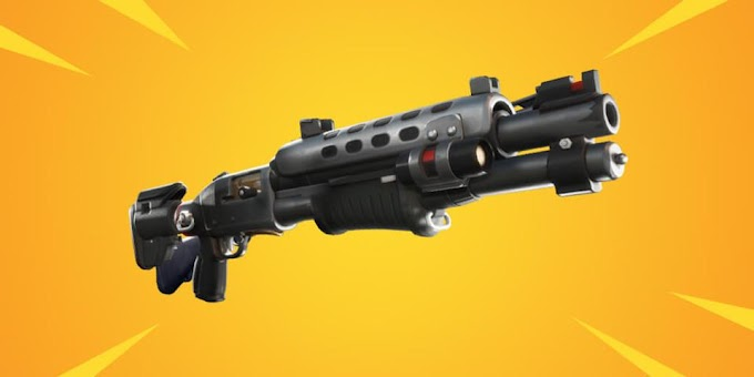 A Powerful New Shotgun Is Coming Soon To 'Fortnite: Battle Royale'