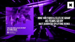 Lyrics As Fears Go By - Mike Van Fabio & Elles De Graaf