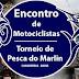MOTOCICLISMO E TORNEIO DE PESCA: Veja a seguir uma seleção de fotos de ambos os eventos.