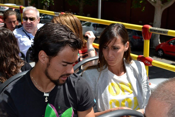 Flavia Pennetta and Fabio Fognini are married! Women