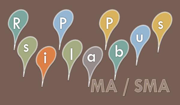 RPP Silabus Bahasa Indonesia MA / SMA Kelas X, XI, XII, KTSP Berkarakter