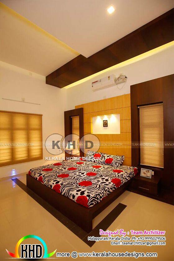 Bedroom Interior Designs In Kerala