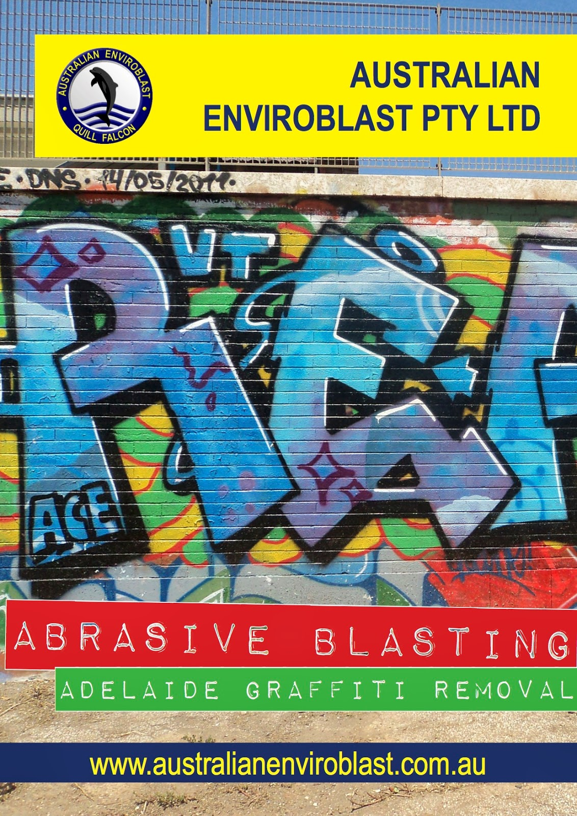 At Australian Enviroblast, we specialise in the restoration of heritage properties and so are equipped and experienced to be able to remove graffiti from soft stone and the most delicate buildings and structures.