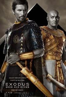 Exodus:Gods and Kings  Poster 1